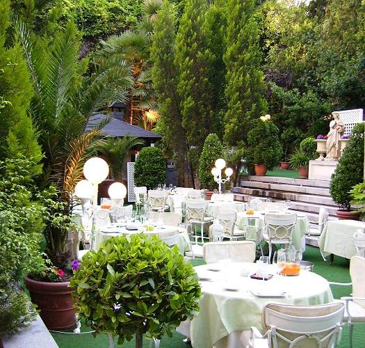 Primavera verano terrazas en madrid for Jardines 15 madrid