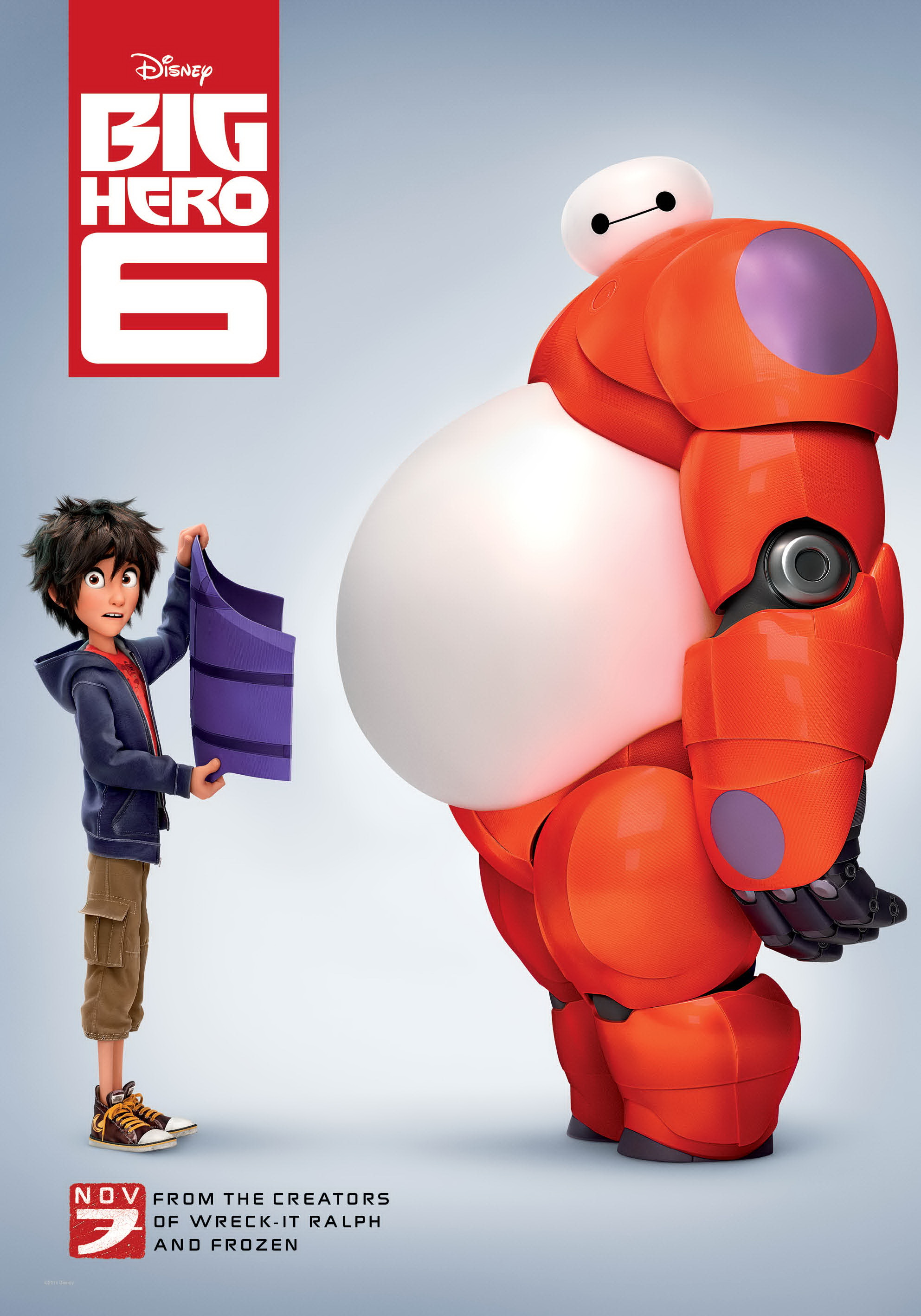 Oscars2015, Big Hero6