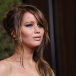 Jennifer Lawrence poses at the 85th Academy Awards nominees luncheon in Beverly Hills