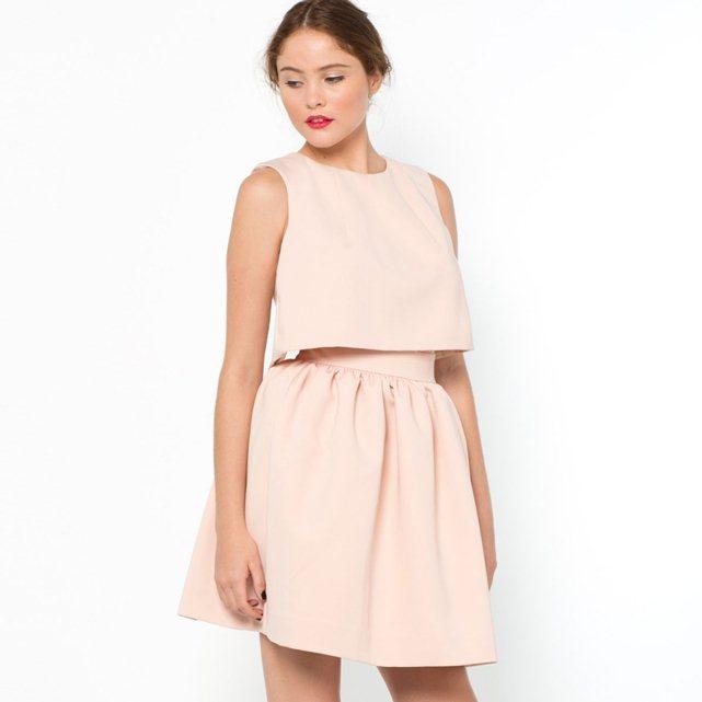 Artículos Relacionados Con Vestido Corto Rosawhimed Trends