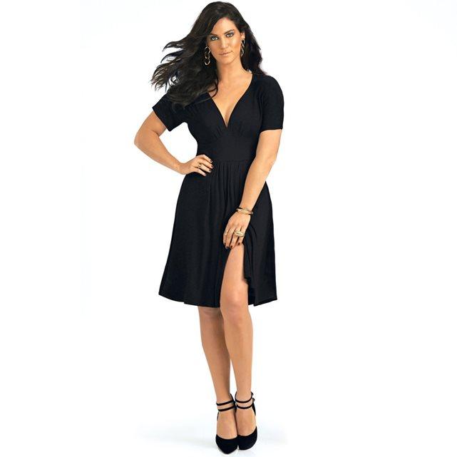 Vestido negro para salir de fiesta