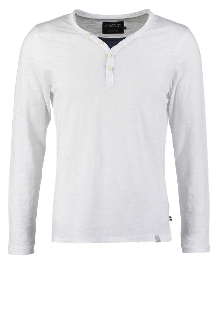 jack-and-jones-jjgms-camiseta-manga-larga-white, blanco onlines