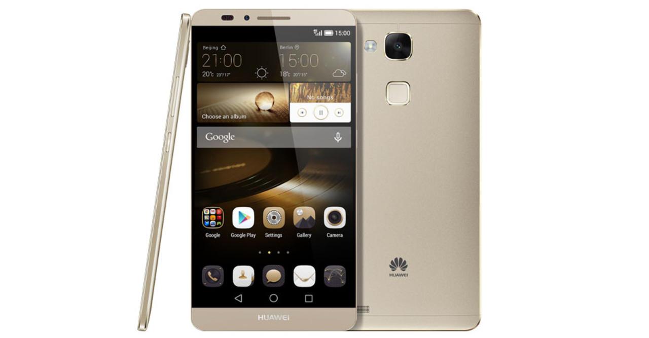 Huawei Ascend Mate 7 smartphones chinos baratos huawei meizu xiaomi